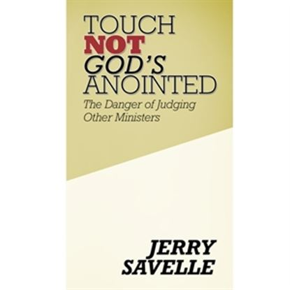 Picture of Touch Not God's Anointed