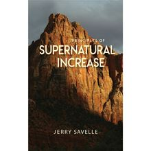 Picture of Principles of Supernatural Increase - Book