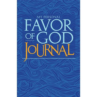 Picture of My Personal Favor of God Journal