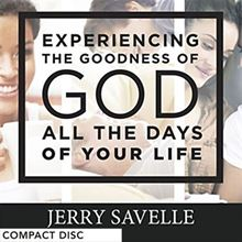 Picture of Experiencing The Goodness of God All The Days of Your Life - CD Series