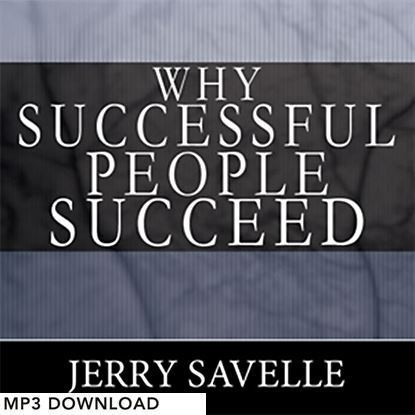 Picture of Why Successful People Succeed - MP3 Download