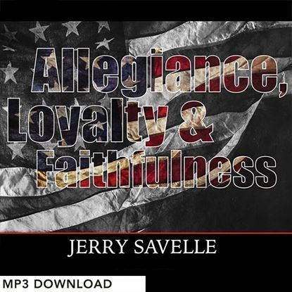 Picture of Allegiance, Loyalty and Faithfulness - MP3 Download
